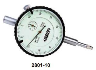 Đồng hồ so cơ khí đọc ngược Insize 2801