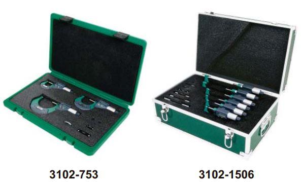 Panme điện tử đo ngoài Insize (dòng cơ bản) 3102