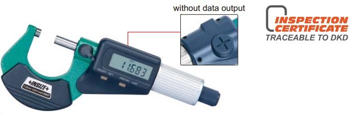 Panme điện tử đo ngoài Insize (dòng cơ bản) 3109