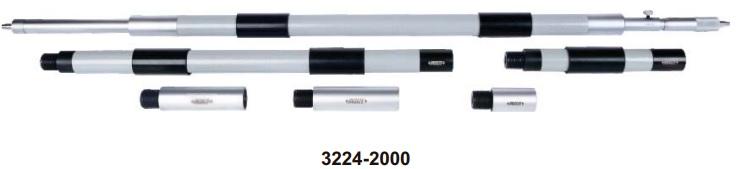 Panme đo ngoài dạng ống Insize 3224