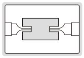 Panme cơ khí đo đường kính rãnh Insize 3232