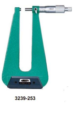 Panme cơ khí kim loại Insize 3239