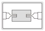 Panme điện tử đo đường kính rãnh Insize 3532