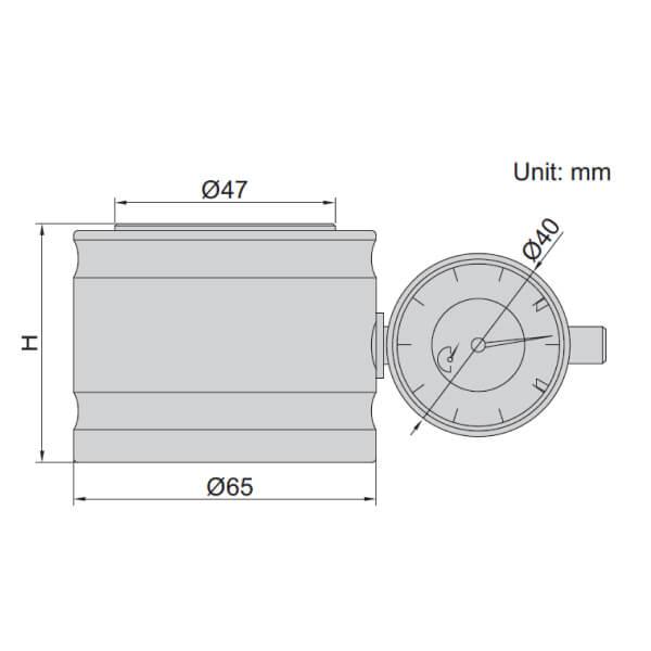 Dụng cụ set 0 Insize 6554-50