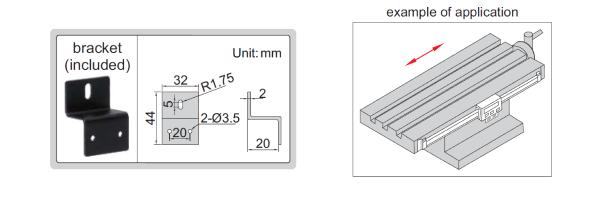 Thước đo điện tử phương ngang Insize 7101