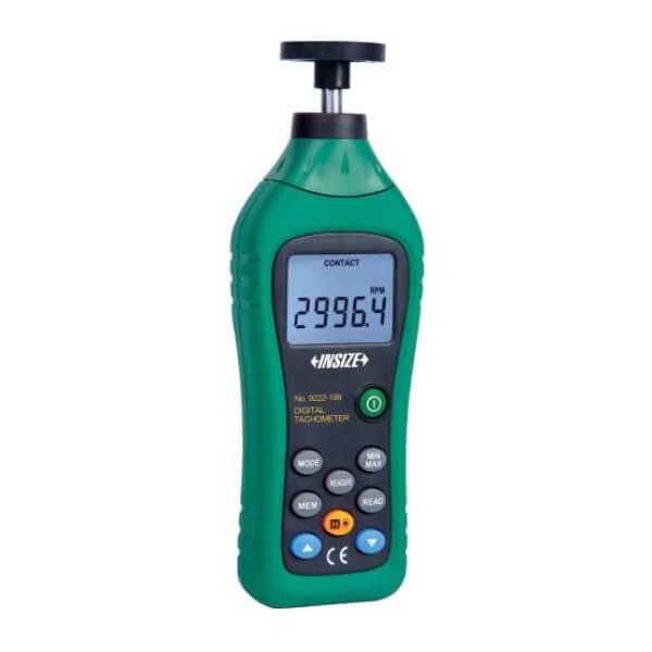 Máy đo tốc độ vòng quay tiếp xúc Insize 9222-199
