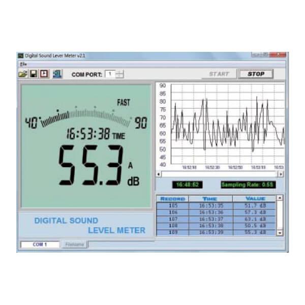 Máy đo độ ồn điện tử Insize 9351-130