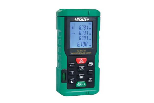 Máy đo khoảng cách laser Insize 9561