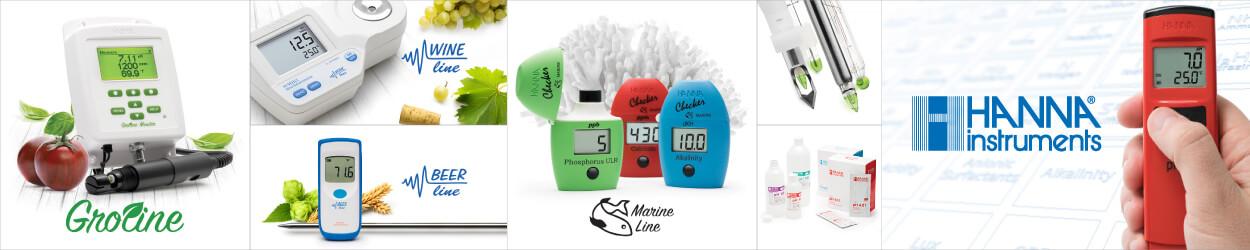 Máy đo nhiệt độ/pH/ORP/EC/TDS/Độ mặn/DO/Áp suất Hanna HI98494