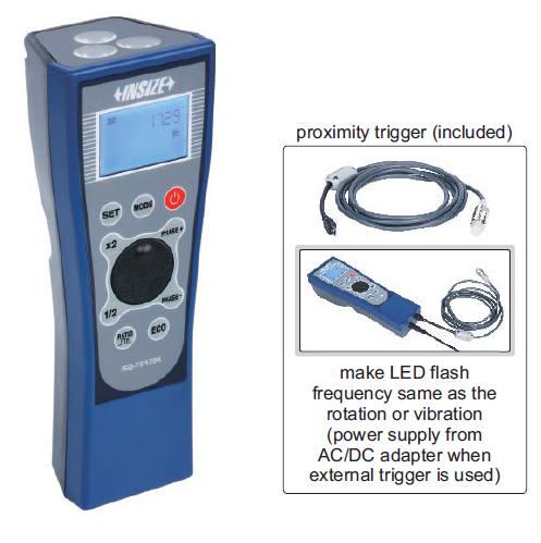 Máy đo tốc độ vòng quay Inszie ISQ-TS120K
