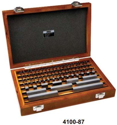 Khối mẫu chuẩn bằng thép Insize 4100