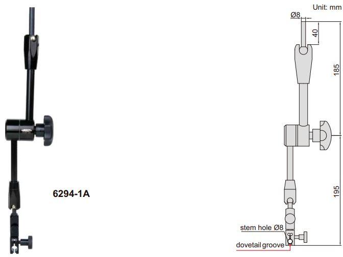 Gá chỉnh tâm CNC Insize 6294