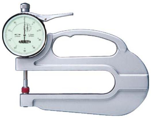 Đồng hồ đo độ dày Insize 2365
