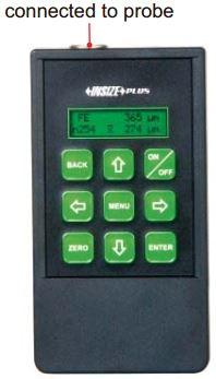 Máy đo độ dày lớp phủ Insize ISO-2000FN