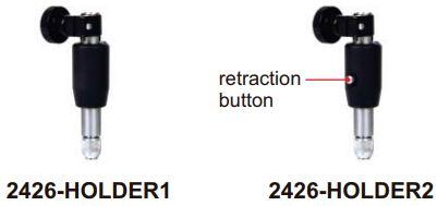 Đồng hồ đo lỗ kín kích thước nhỏ Insize 2427