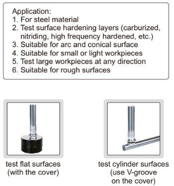 Máy đo độ cứng siêu âm Insize ISHU-330