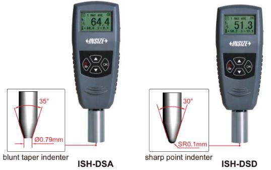 Máy đo độ cứng Shore điện tử Insize ISH-DS