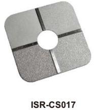 Bộ mẫu chuẩn độ nhám Insize ISR-CS01