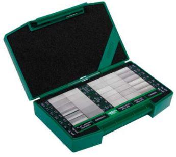 Bộ mẫu chuẩn độ nhám Insize ISR-CS130-W