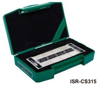 Bộ mẫu chuẩn độ nhám Insize ISR-CS3