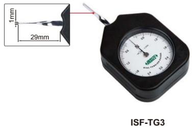 Đồng hồ đo lực Insize ISF-TG