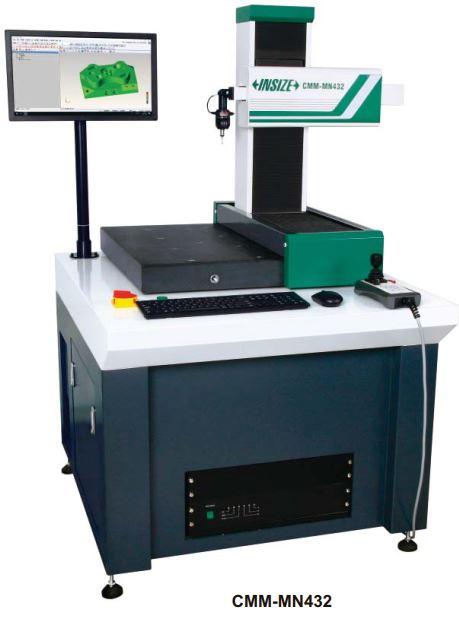 Máy CNC Insize cỡ nhỏ CMM-MN432