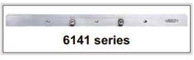 Thước đo sâu cơ khí có vít tinh chỉnh Insize 1249