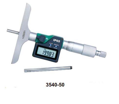 Panme đo sâu điện tử Insize 3540