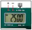 Thước kẹp điện tử đo rãnh Insize (Không chống nước) 1120