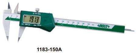Thước kẹp điện tử mỏ nhọn Insize (Không chống nước) 1183