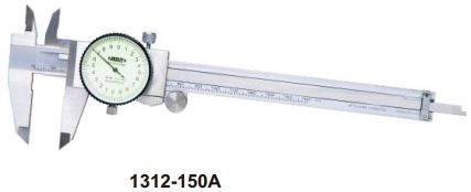 Thước kẹp đồng hồ Insize 1312
