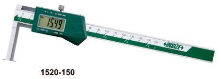 Thước kẹp điện tử đo rãnh Insize (Không chống nước) 1520