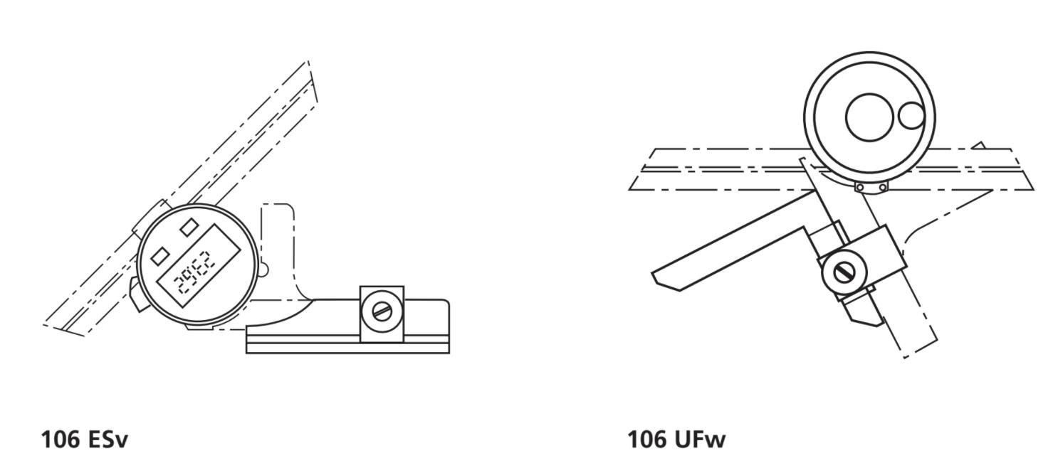 Thước đo góc vát điện tử vạn năng MarTool 106 ES