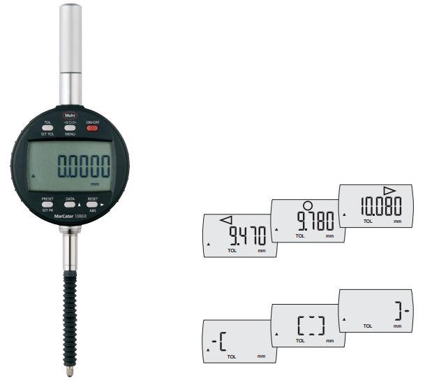 Đồng hồ so điện tử MarCator 1086 WR