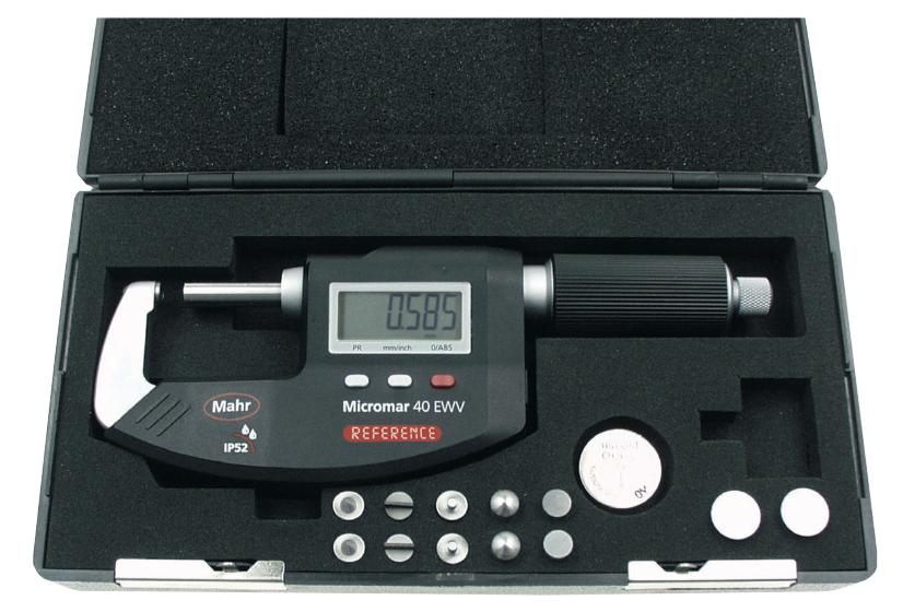 Panme điện tử Micromar 40 EWV