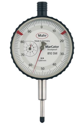 Đồng hồ so cơ khí độ chính xác cao MarCator