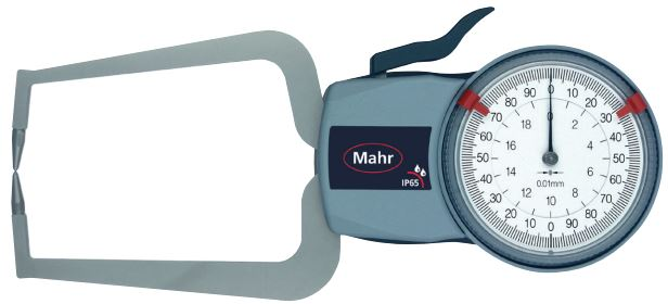 Ngàm đo kích thước loại đồng hồ MaraMeter 838 TA