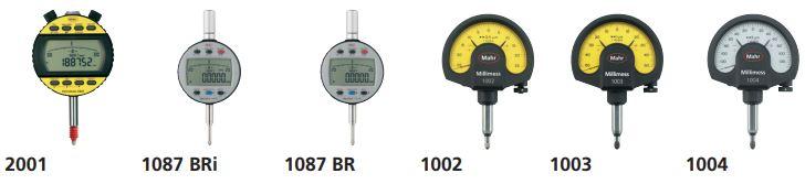 Đồng hồ đo lỗ tự chỉnh tâm MaraMeter 844 NR