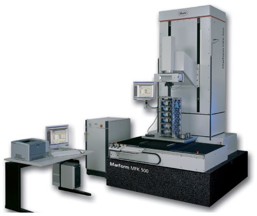 Trạm đo kiểm hình dạng cao cấp MarForm MFK 500