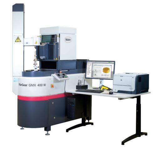 Trung tâm đo kiểm bánh răng đa năng MarGear GMX 400 W