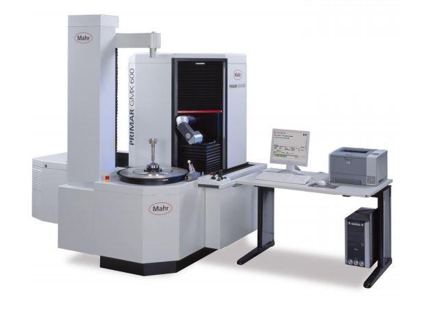 Trung tâm đo kiểm bánh răng, biên dạng và kích thước MarGear GMX 600