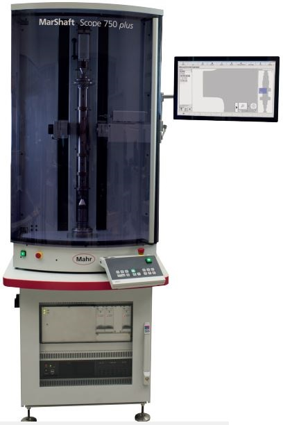 Máy đo trục quang học MarShaft SCOPE 350/700/1000 plus