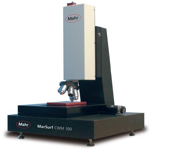 Máy đo nhám quang học MarSurf CWM 100