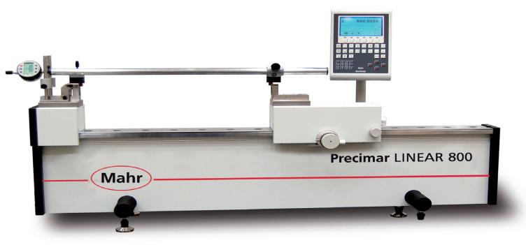 Thiết bị hiệu chuẩn chiều dài Precimar Linear Serie