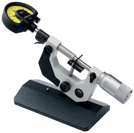 Panme đồng hồ chỉ thị kim chính xác cao Micromar (hệ inch) 40 TS