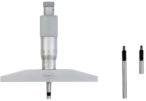 Panme cơ khí đo độ sâu Micromar 45 T