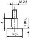 Thước đo sâu điện tử MarCal