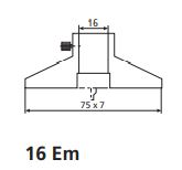 Thước kẹp điện tử MarCal 16 EWR