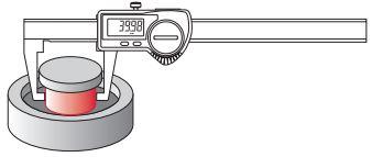 Thước kẹp điện tử cho ứng dụng đặc biệt MarCal 16 EWRi-AA / 16 EWR-AA