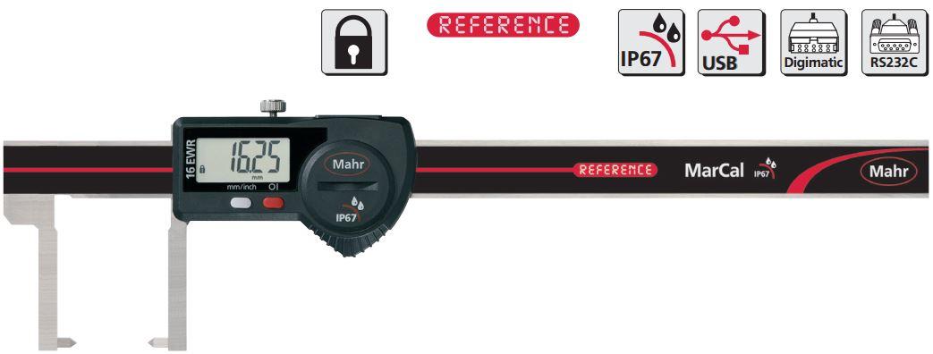 Thước kẹp điện tử cho ứng dụng đặc biệt MarCal 16 EWRi-SA / 16 EWR-SA